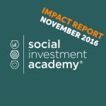 SIA Nov 16 Impact Report